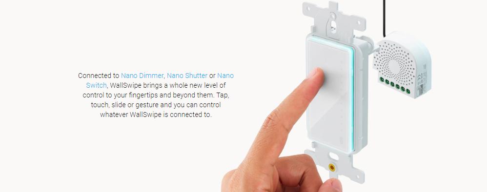 Aeotec Nano WallSwipe2