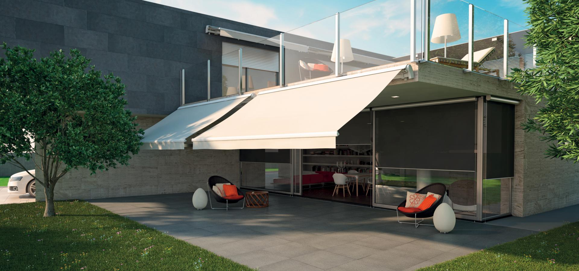 NICE Automation systems for Awnings