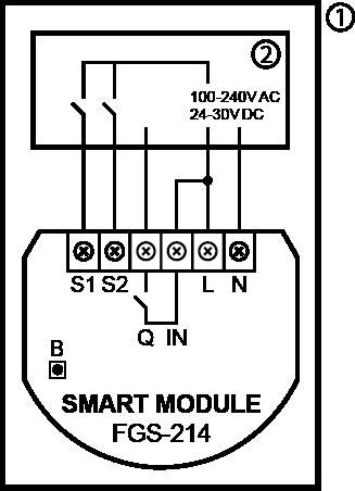 SmartModule wiring