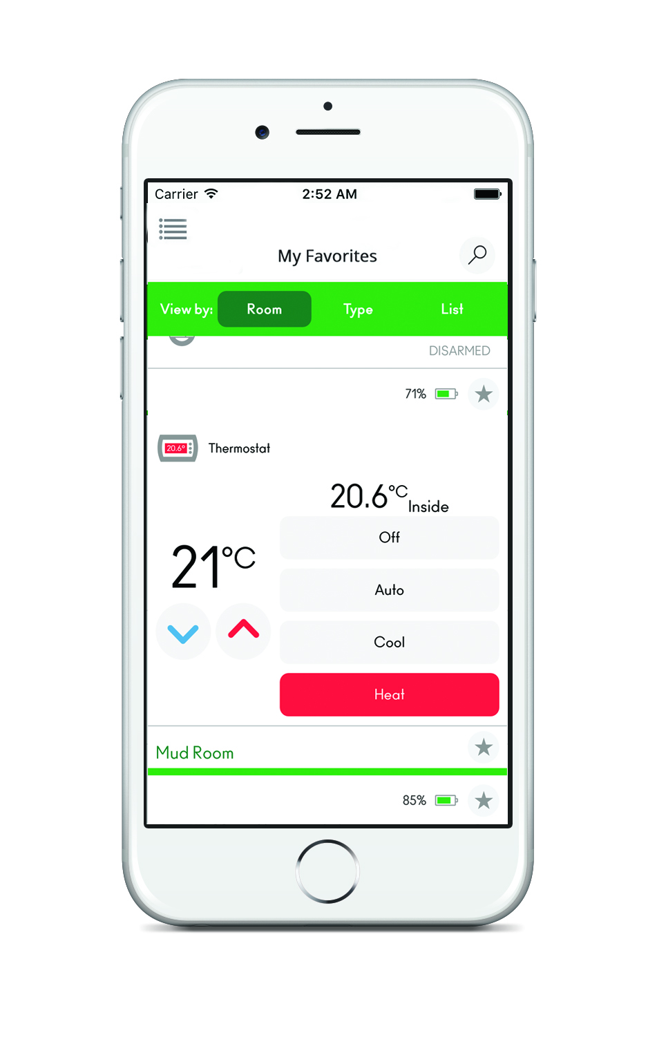 Evalogix Zxt 600 Ac Master Smart Home Air Conditioning