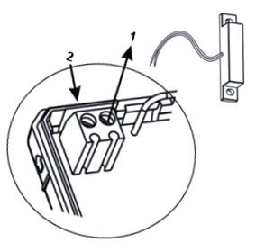 Vision Tilt Sensor Installation