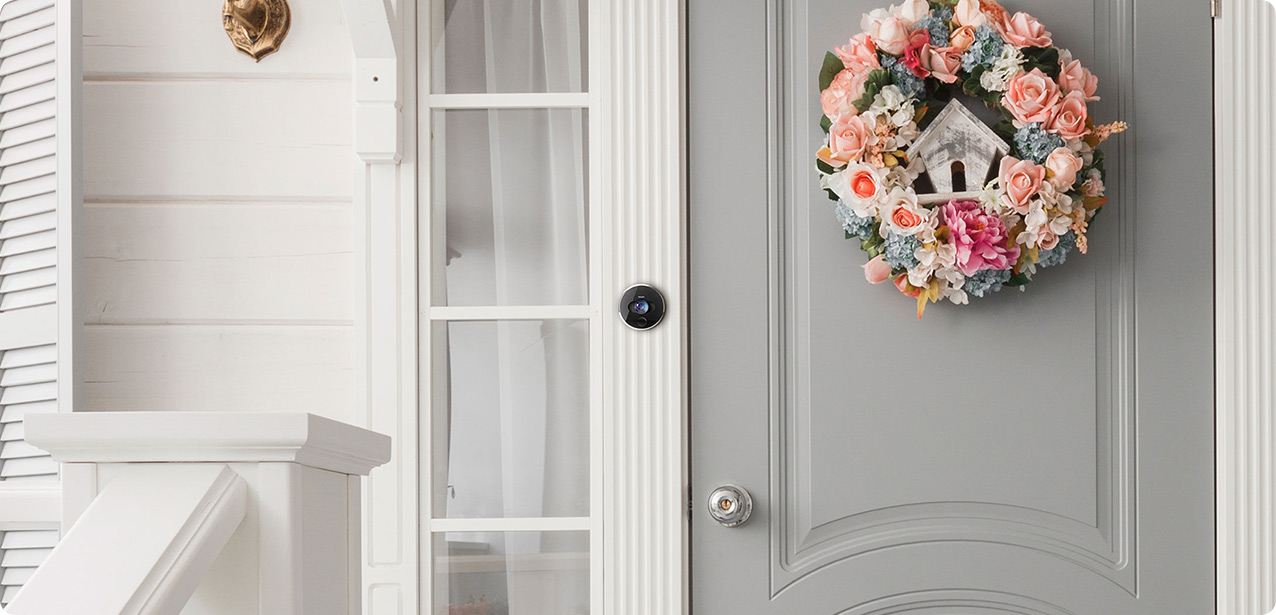 Fibaro Intercom Doorway