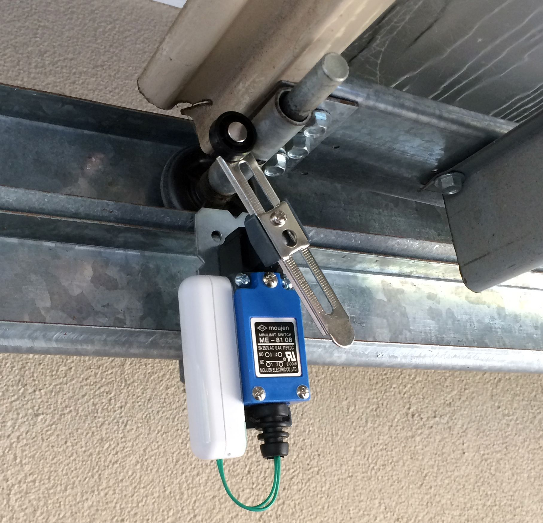 Roller Limit Switch 2