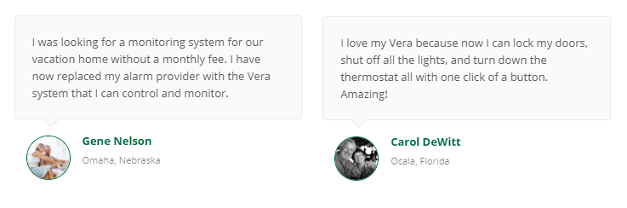 Vera Customer Reviews