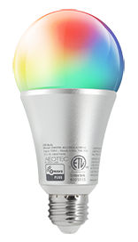 z wave led bulb gen5 multi colour