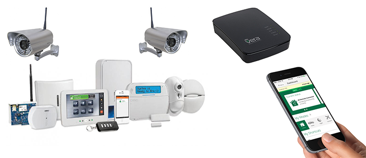 Z-Wave Smart Security Devices